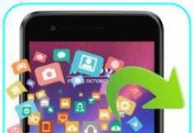 LG K4 2017 veri yedekleme