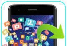 LG K8 2017 veri yedekleme