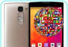 LG Magna dil değiştirme