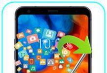LG Q Stylus Plus veri yedekleme