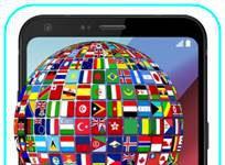 LG Q6 Plus dil değiştirme