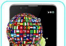 LG Stylus 2 dil değiştirme