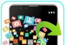LG Stylus 2 veri yedekleme