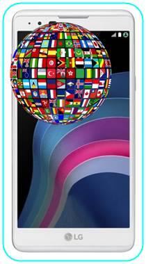 LG X5 dil değiştirme