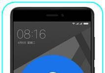 Xiaomi Redmi Note 4X rehberi telefona veya Gmail'e aktarma