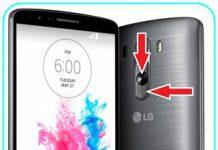 LG G3 ekran görüntüsü