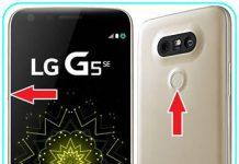 LG G5 SE ekran görüntüsü