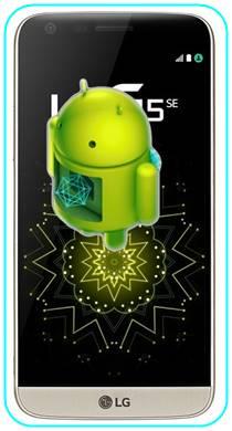 LG G5 SE güncelleme