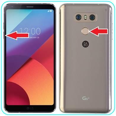 LG G6 Plus ekran görüntüsü