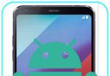 LG G6 Plus güvenli mod