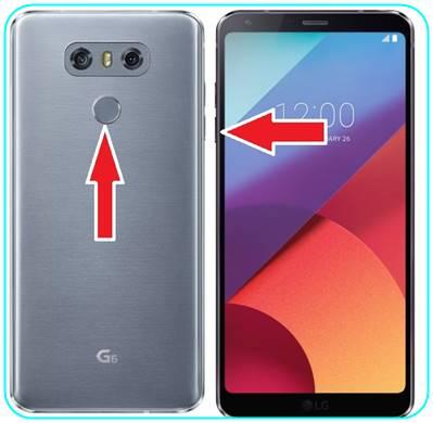 LG G6 ekran görüntüsü