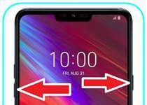 LG G7 Fit ekran görüntüsü