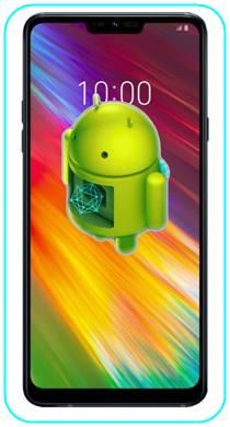 LG G7 Fit güncelleme