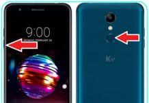 LG K11 Plus ekran görüntüsü