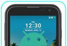 LG K3 2017 güvenli mod