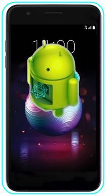 LG K30 güncelleme