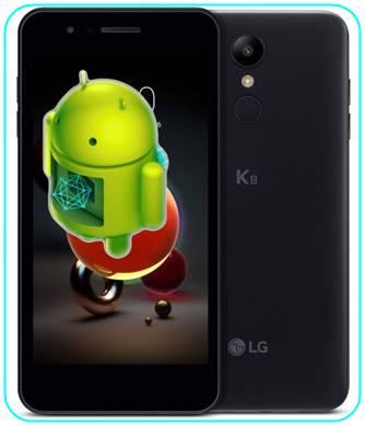 LG K8 2018 güncelleme