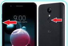 LG K9 ekran görüntüsü