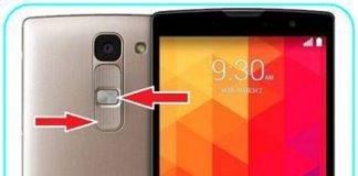 LG Magna ekran görüntüsü