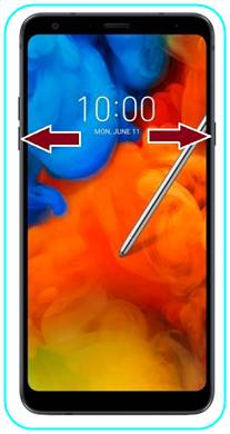 LG Q Stylus ekran görüntüsü