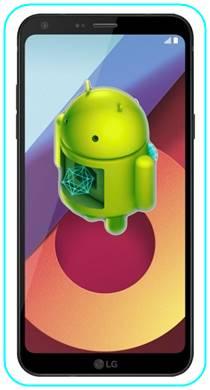 LG Q6 Plus güncelleme