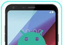 LG Q6 Plus güvenli mod