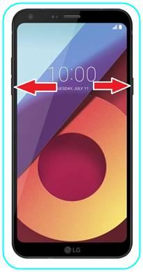 LG Q6 ekran görüntüsü