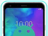 LG Q7 Plus güvenli mod