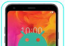 LG Q7 güvenli mod