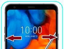 LG Q8 2018 ekran görüntüsü