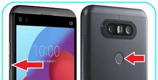 LG Q8 ekran görüntüsü