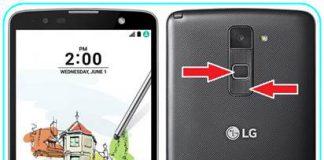 LG Stylus 2 Plus ekran görüntüsü