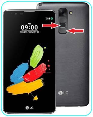 LG Stylus 2 ekran görüntüsü