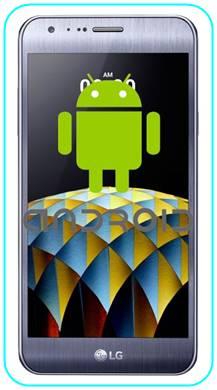 LG X Cam Android sürümü