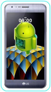 LG X Cam güncelleme