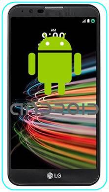 LG X Mach Android sürümü