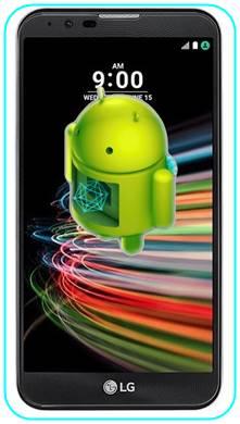 LG X Mach güncelleme