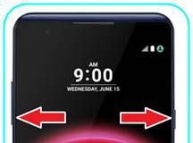 LG X Power ekran görüntüsü