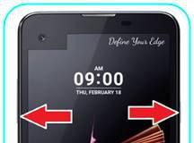 LG X Screen ekran görüntüsü