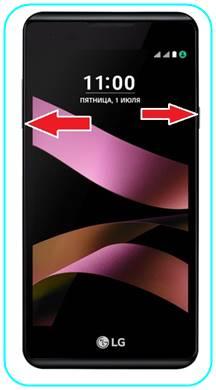 LG X Style ekran görüntüsü