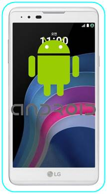 LG X5 Android sürümü
