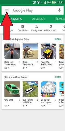 LG Google Play Store Sorunları