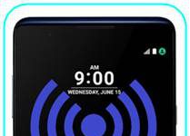 LG X Max WiFi hotspot