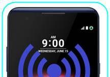 LG X Power WiFi hotspot