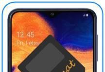 Samsung Galaxy A10 SD Kart Biçimlendirme