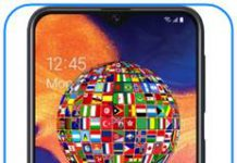 Samsung Galaxy A10e dil değiştirme
