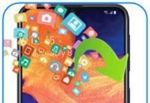 Samsung Galaxy A10e veri yedekleme