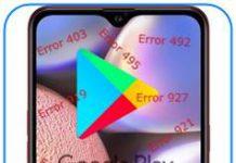 Samsung Galaxy A10s Google Play hataları