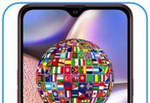 Samsung Galaxy A10s dil değiştirme
