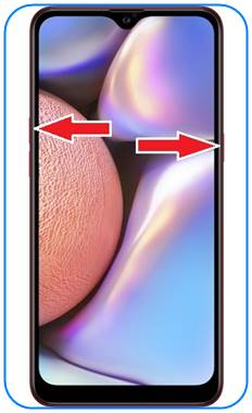 Samsung Galaxy A10s format atma